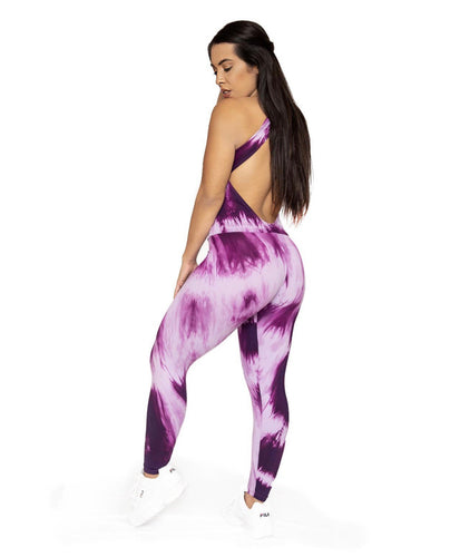 Purple Pandora Bodysuit