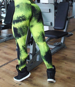 Neon Green Epic Leggings