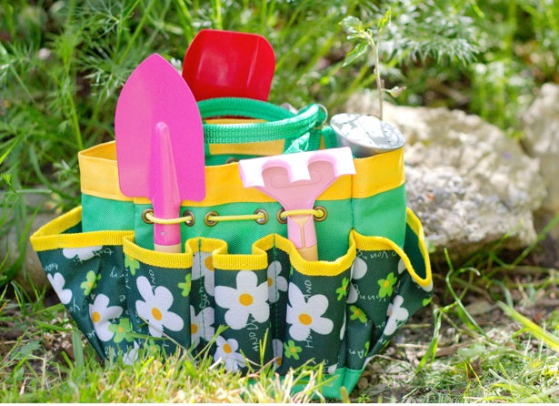 Dilly Dally Kids gardening tools for little hands