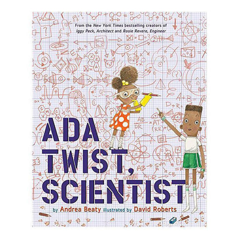 Ada Twist, Scientist-books-Hachette-Dilly Dally Kids