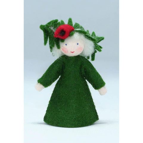 Ambrosius wool felt doll Tisa-people, animals & lands-Ambrosius-Dilly Dally Kids