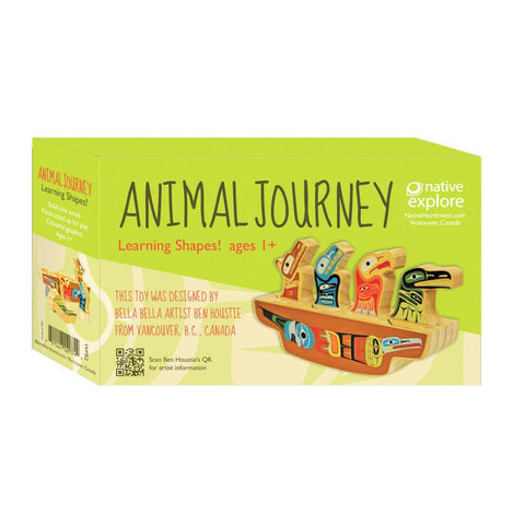 animal journey learning shapes-baby-Raincoast-Dilly Dally Kids
