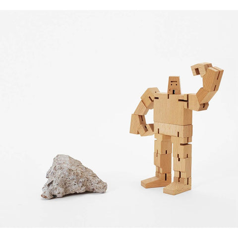 Areaware guthrie cubebot-pocket money-Areaware-Dilly Dally Kids