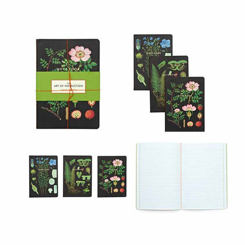 art of instruction notebook collection-arts & crafts-Raincoast-Dilly Dally Kids
