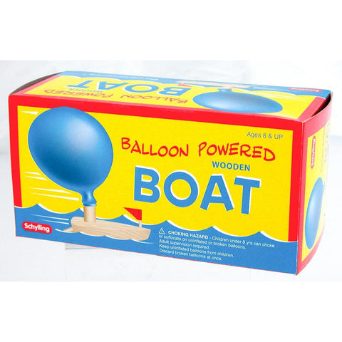 balloon powered boat-pocket money-Schylling-Dilly Dally Kids