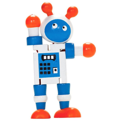 bendy wooden robot-pocket money-CLS-Dilly Dally Kids