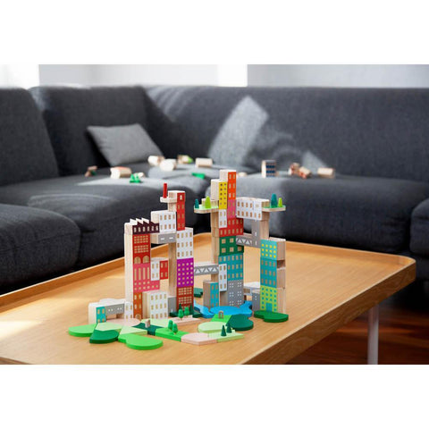 Blockitecture big city collector's set-blocks & building sets-Areaware-Dilly Dally Kids