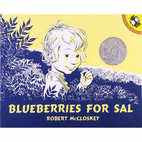 Blueberries for Sal-books-Penguin Random House-Dilly Dally Kids