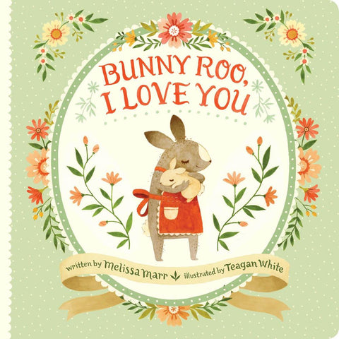 Bunny Roo, I Love You board book-books-Penguin Random House-Dilly Dally Kids