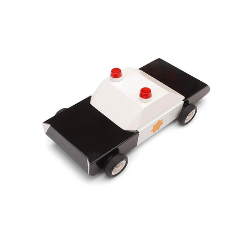Candylab police cruiser-cars, boats, planes & trains-Candylab Wooden Cars-Dilly Dally Kids