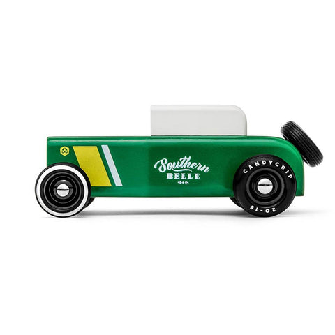 Candylab southern belle racer car-cars, boats, planes & trains-Candylab Wooden Cars-Dilly Dally Kids