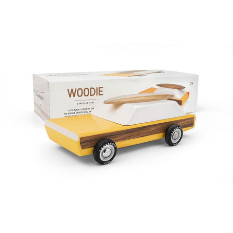 Candylab woodie station wagon car-cars, boats, planes & trains-Candylab Wooden Cars-Dilly Dally Kids
