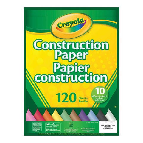 Crayola construction paper-arts & crafts-Crayola-Dilly Dally Kids