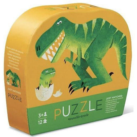 Crocodile Creek just hatched 12 piece puzzle