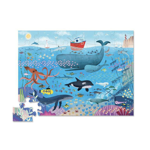 Crocodile Creek under the sea 36 piece puzzle