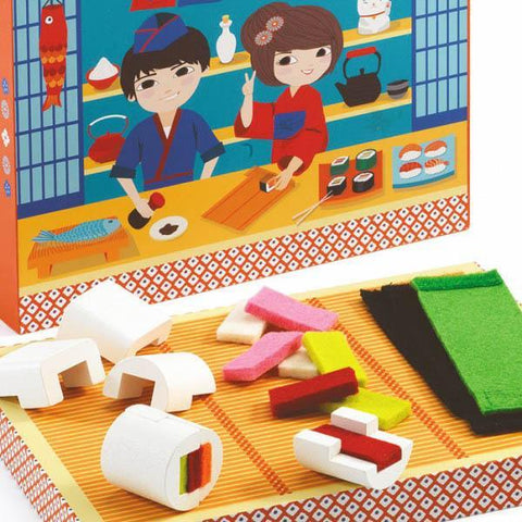 Djeco Aki et Maki sushi set-pretend play-Djeco-Dilly Dally Kids