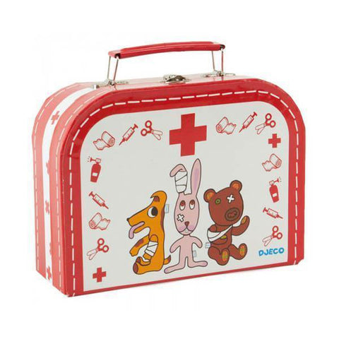 Djeco Bobodoudou vet or doctor's kit-pretend play-Djeco-Dilly Dally Kids