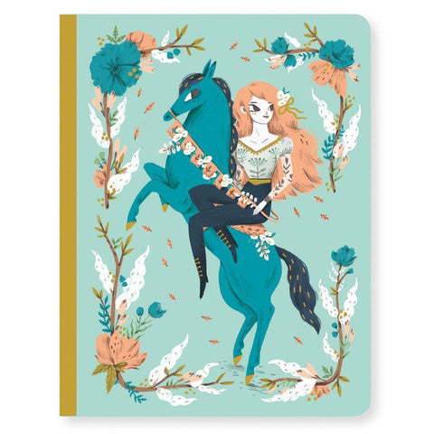 Djeco Lucille notebook-arts & crafts-Djeco-Dilly Dally Kids