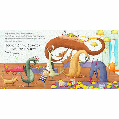 Dragons Love Tacos-books-Penguin Random House-Dilly Dally Kids