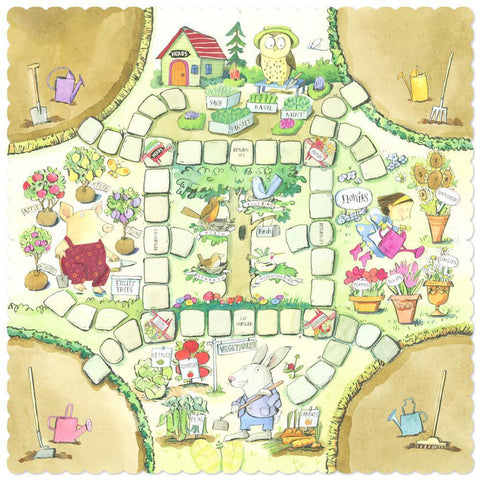 eeboo gathering a garden board game-games-eeBoo Toys & Gifts-Dilly Dally Kids