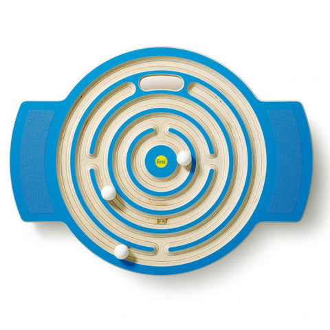Erzi wooden labyrinth balance board-outdoor-Fire the Imagination-Dilly Dally Kids