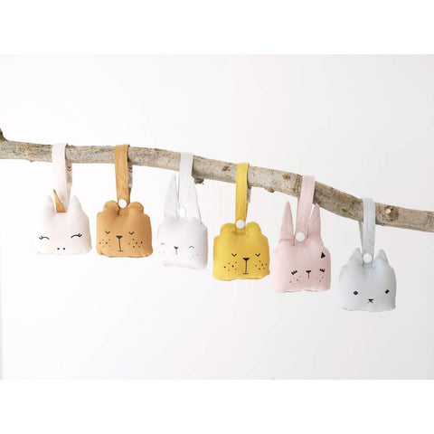 Fabelab unicorn rattle-baby-Fabelab-Dilly Dally Kids