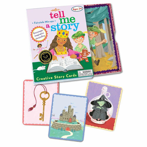 fairytale story telling cards-games-eeBoo Toys & Gifts-Dilly Dally Kids