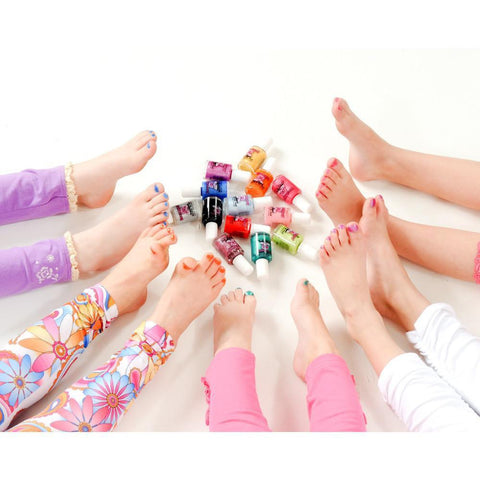 forever fancy natural piggy paint nail polish-accessories-Clementine/Stortz-Dilly Dally Kids