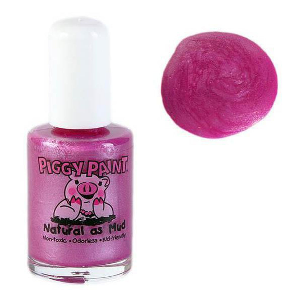 girls rule natural piggy paint nail polish - Dilly Dally Kids