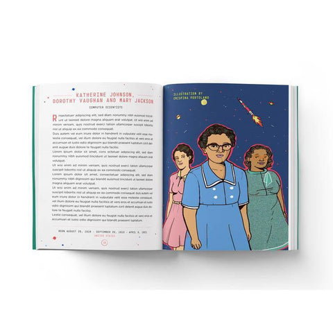 good night stories for rebel girls 2-books-Rebel Girls-Dilly Dally Kids