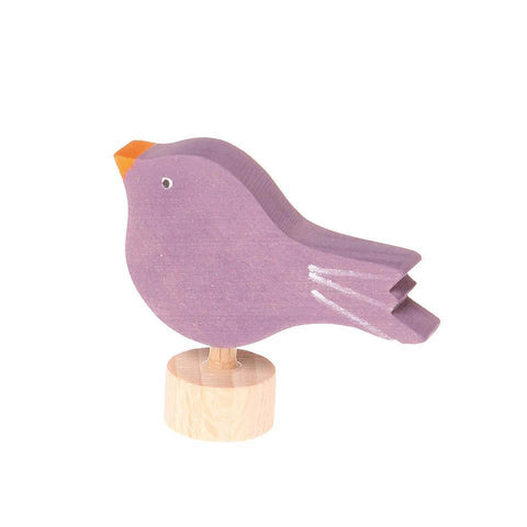 Grimm's birthday ring deco sitting bird-decor-Fire the Imagination-Dilly Dally Kids