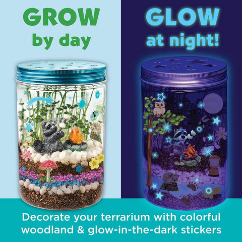 grow n' glow terrarium-arts & crafts-Faber Castell-Dilly Dally Kids