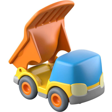 Haba kullerbu dump truck-blocks & building sets-Haba-Dilly Dally Kids