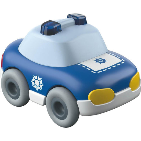 Haba kullerbu police car-blocks & building sets-Haba-Dilly Dally Kids