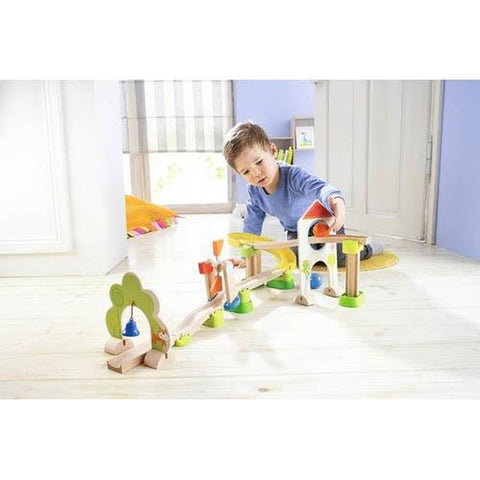 haba kullerbu windmill track-blocks & building sets-Haba-Dilly Dally Kids