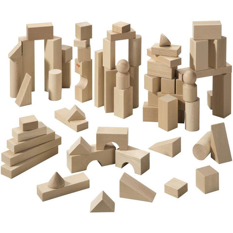 Haba large starter building blocks-blocks & building sets-Haba-Dilly Dally Kids