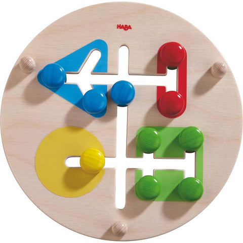Haba motor skills board - on the farm-baby-Haba-Dilly Dally Kids