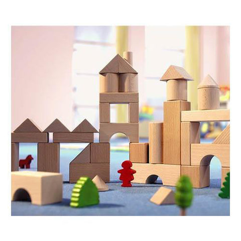 Haba starter building blocks-blocks & building sets-Haba-Dilly Dally Kids