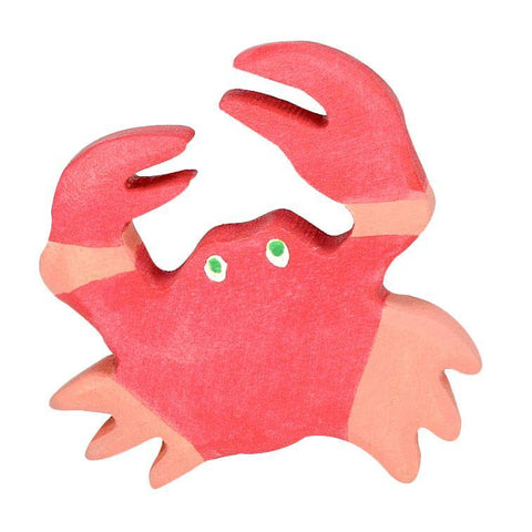wooden crab-people, animals & lands-Holztiger-Dilly Dally Kids