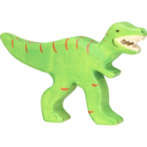 wooden t rex dinosaur-figures-Holztiger-Dilly Dally Kids