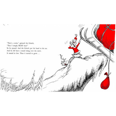 How The Grinch Stole Christmas Book Illustrations.Christmas Toys Dilly Dally Kids