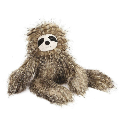 Jellycat Cyril sloth-puppets, stuffies & dolls-Jellycat-Dilly Dally Kids