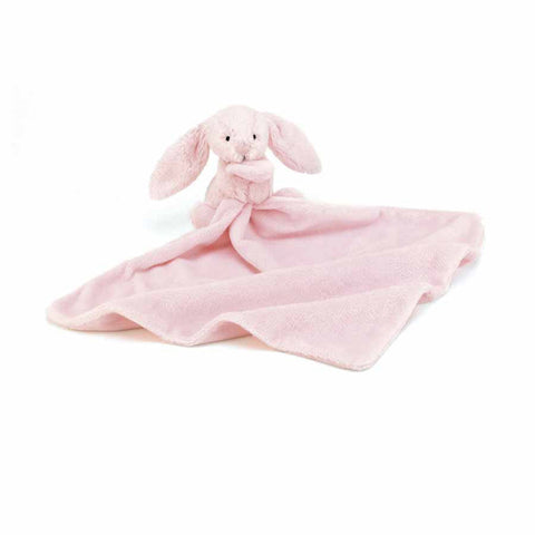 Jellycat pink bunny soother-baby-Jellycat-Dilly Dally Kids
