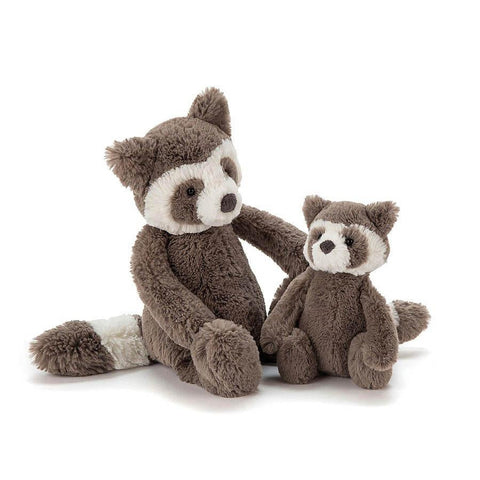 Jellycat small bashful raccoon