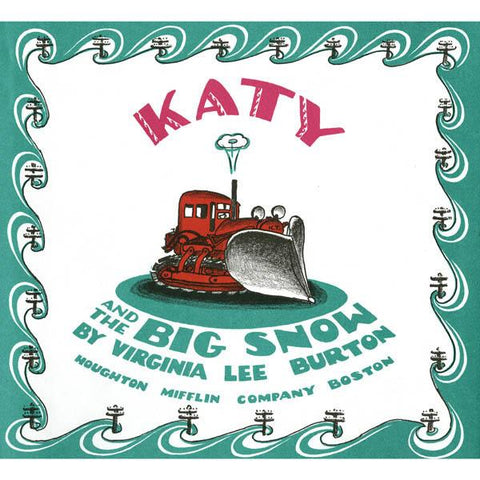 Katy and the Big Snow book-books-Raincoast-Dilly Dally Kids
