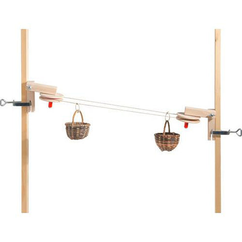 Kraul cable car with baskets kit-science & nature-Kraul-Dilly Dally Kids