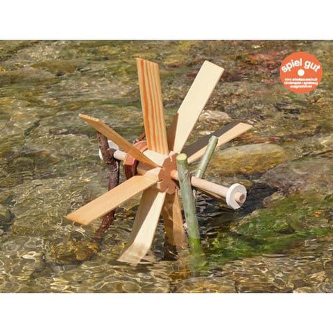 Kraul little water wheel kit-science & nature-Kraul-Dilly Dally Kids