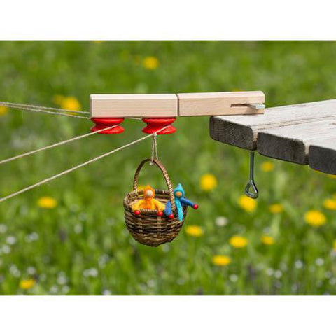 Kraul turning tower for basket cable car-science & nature-Kraul-Dilly Dally Kids