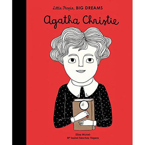 little people, big dreams: Agatha Christie-books-Hachette-Dilly Dally Kids