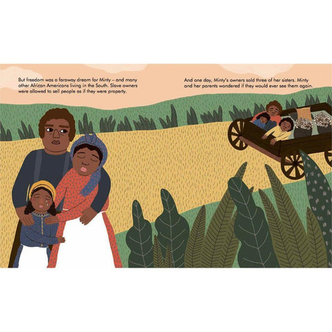 little people, big dreams: Harriet Tubman-books-quarto-Dilly Dally Kids